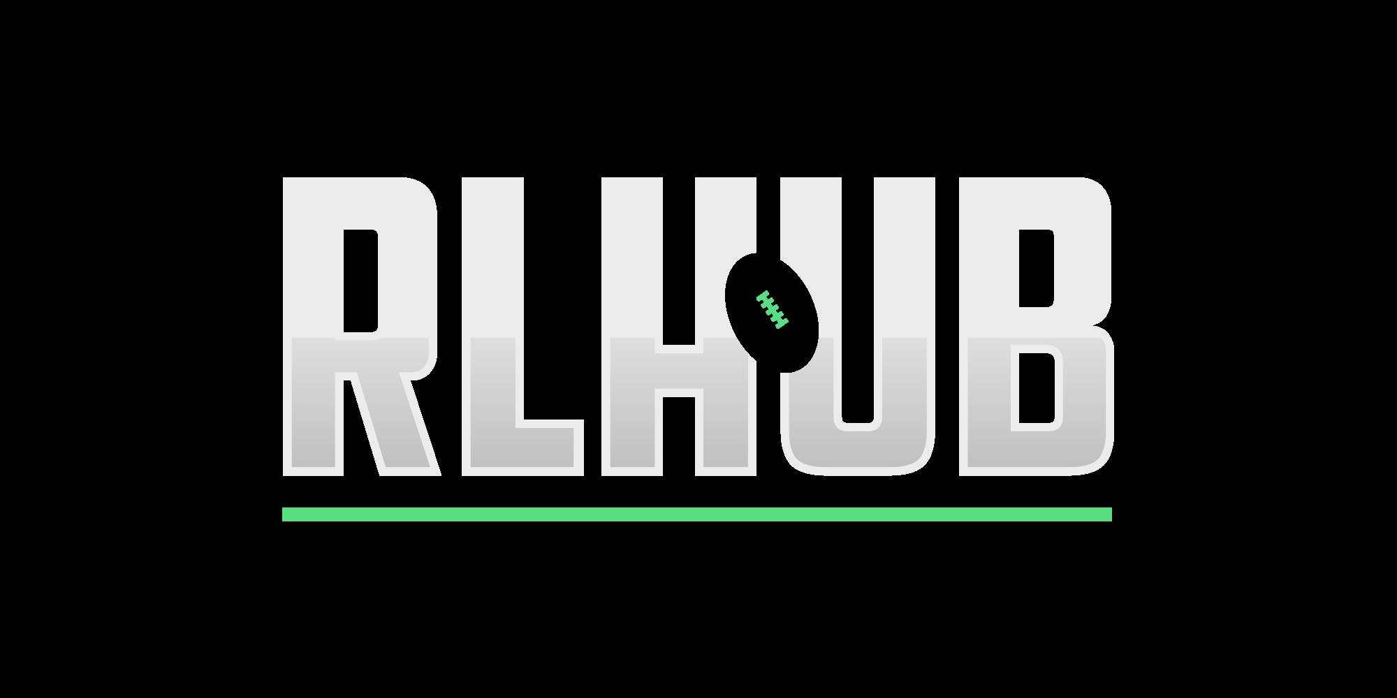 Rugby League Hub - Logo